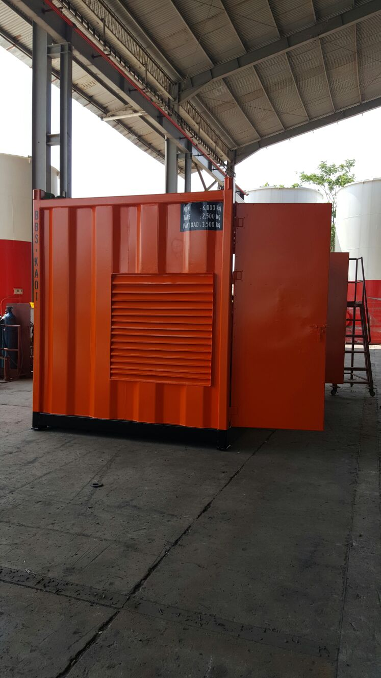 Rental Ultra High Pressure Hydro Jetting Unit